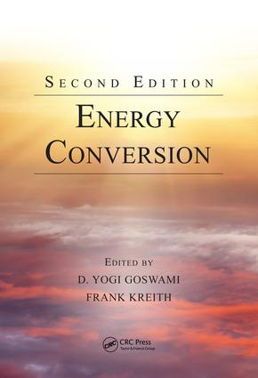 Energy Conversion, Second Edition book cover