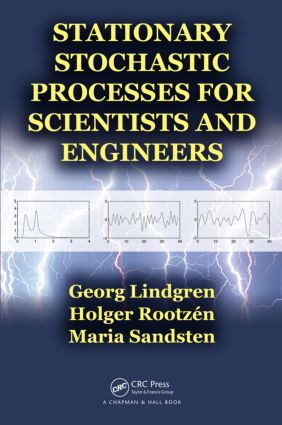 Stationary Stochastic Processes for Scientists and Engineers (Hardback) book cover