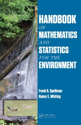 Handbook of Mathematics and Statistics for the Environment: 1st Edition (Hardback) book cover