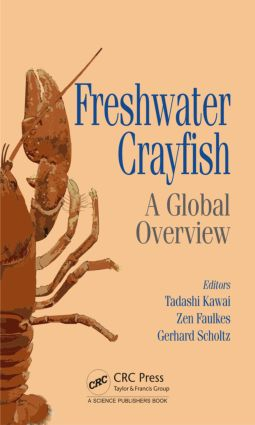 Freshwater Crayfish: A Global Overview, 1st Edition (Hardback) book cover