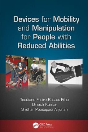 Devices for Mobility and Manipulation for People with Reduced Abilities (Hardback) book cover
