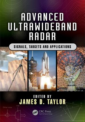 Advanced Ultrawideband Radar: Signals, Targets, and Applications, 1st Edition (Hardback) book cover