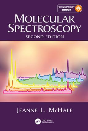 Molecular Spectroscopy: 2nd Edition (Pack - Book and Ebook) book cover