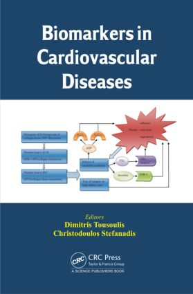 Biomarkers in Cardiovascular Diseases: 1st Edition (Hardback) book cover