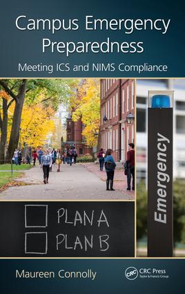 Campus Emergency Preparedness: Meeting ICS and NIMS Compliance book cover