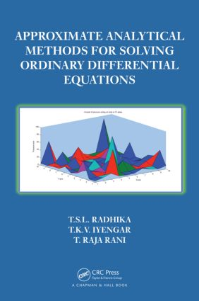 Approximate Analytical Methods for Solving Ordinary Differential Equations: 1st Edition (Hardback) book cover
