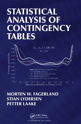 Statistical Analysis of Contingency Tables: 1st Edition (Hardback) book cover