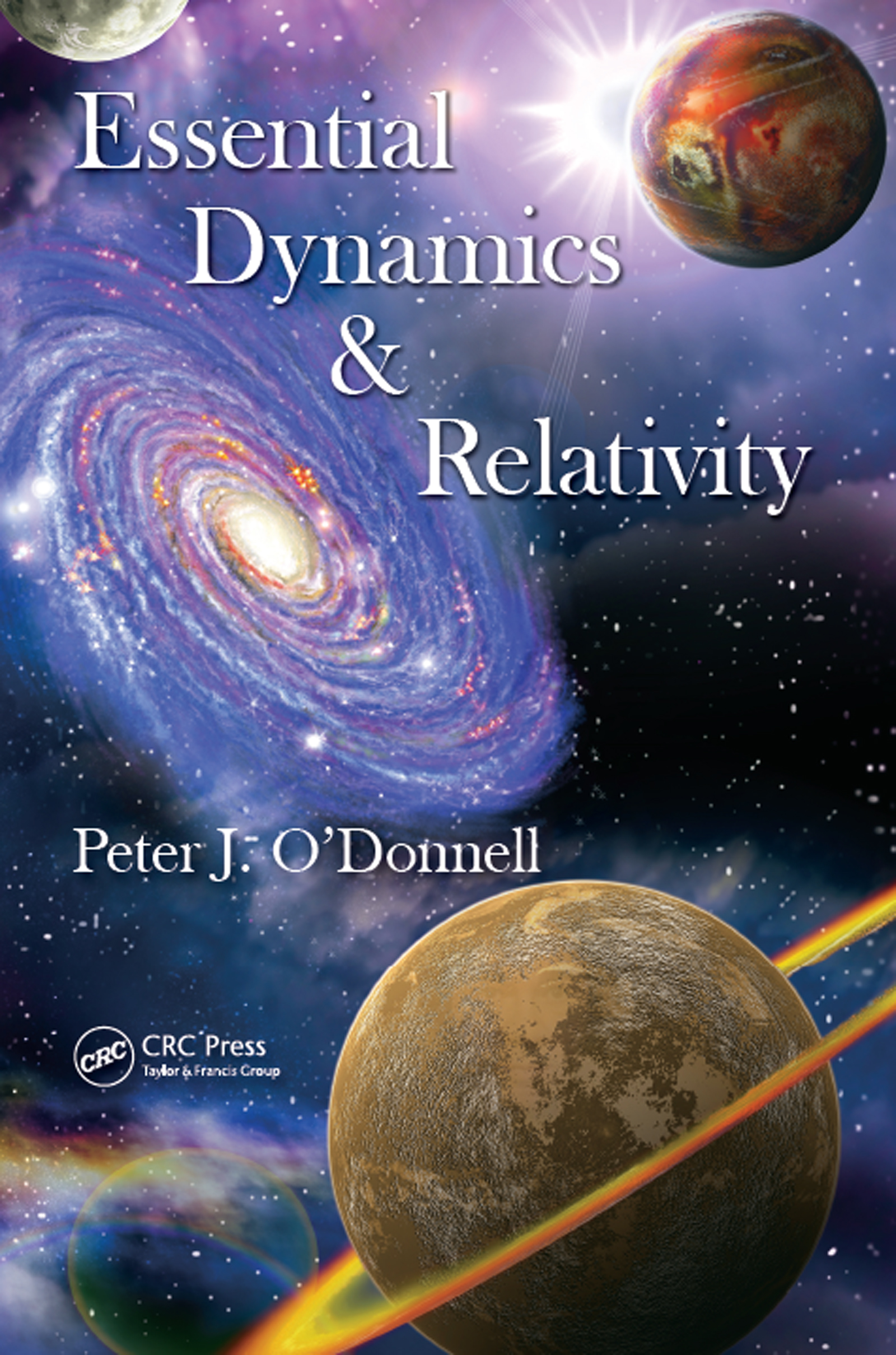 Essential Dynamics and Relativity: 1st Edition (Paperback) book cover