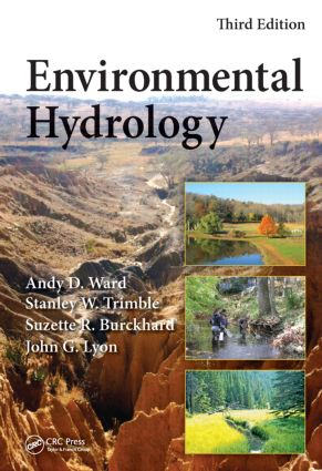 Environmental Hydrology, Third Edition: 3rd Edition (Hardback) book cover