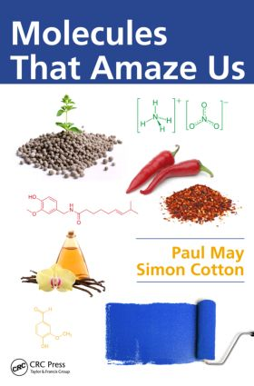 Molecules That Amaze Us: 1st Edition (Paperback) book cover