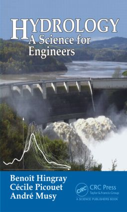 Hydrology: A Science for Engineers, 1st Edition (Hardback) book cover