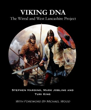 Viking DNA: The Wirral and West Lancashire Project, 1st Edition (Paperback) book cover