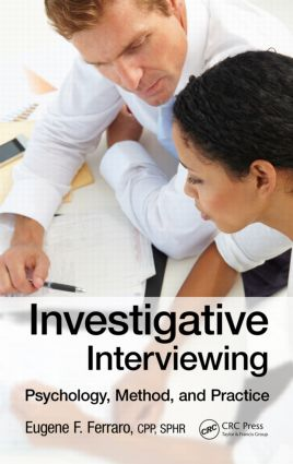 Investigative Interviewing: Psychology, Method and Practice, 1st Edition (Hardback) book cover