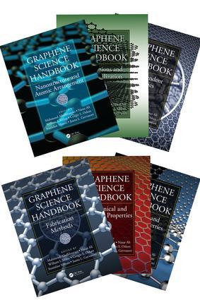 Graphene Science Handbook, Six-Volume Set: 1st Edition (Hardback) book cover