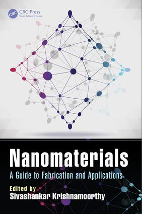Nanomaterials: A Guide to Fabrication and Applications, 1st Edition (Hardback) book cover
