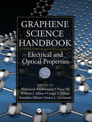 Graphene Science Handbook: Electrical and Optical Properties, 1st Edition (Hardback) book cover