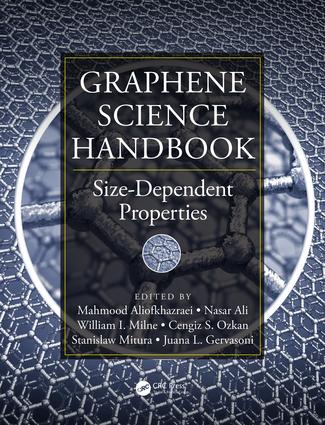 Graphene Science Handbook: Size-Dependent Properties, 1st Edition (Hardback) book cover
