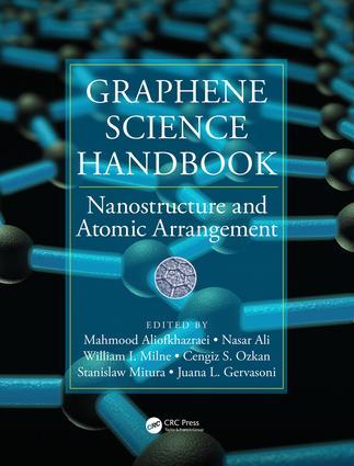 Graphene Science Handbook: Nanostructure and Atomic Arrangement, 1st Edition (Hardback) book cover