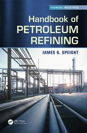 Handbook of Petroleum Refining book cover