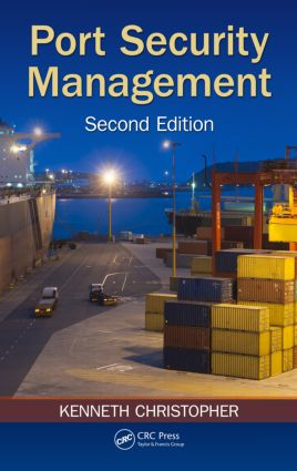 Port Security Management: 2nd Edition (Hardback) book cover