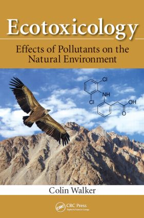 Ecotoxicology: Effects of Pollutants on the Natural Environment, 1st Edition (Paperback) book cover