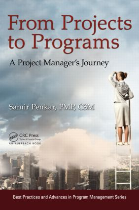 From Projects to Programs: A Project Manager's Journey (Paperback) book cover