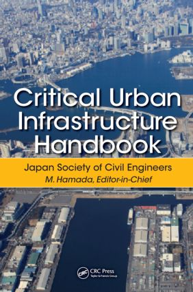Critical Urban Infrastructure Handbook: 1st Edition (Hardback) book cover