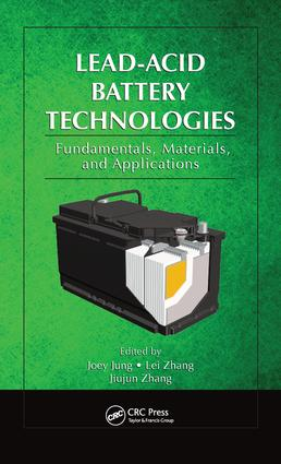 Lead-Acid Battery Technologies: Fundamentals, Materials, and Applications book cover
