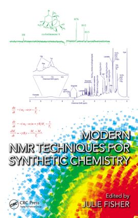 Modern NMR Techniques for Synthetic Chemistry: 1st Edition (Hardback) book cover