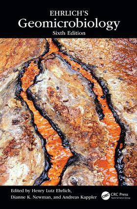 Ehrlich's Geomicrobiology: 6th Edition (Hardback) book cover