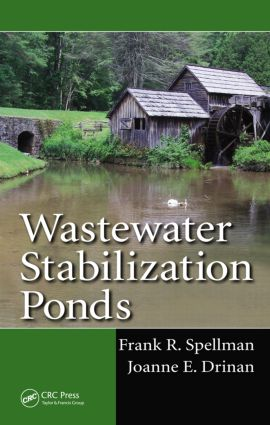 Wastewater stabilization ponds taylor francis group for Design of wastewater stabilization ponds