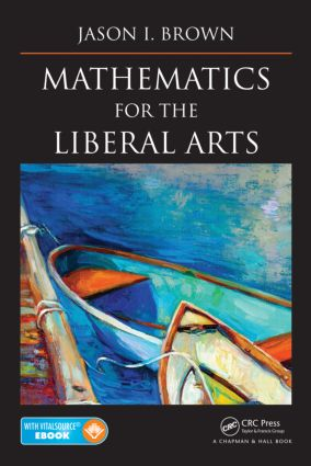 Mathematics for the Liberal Arts (Pack - Book and Ebook) book cover