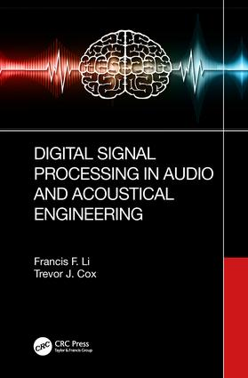 Digital Signal Processing in Audio and Acoustical Engineering book cover