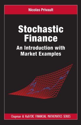 Stochastic Finance: An Introduction with Market Examples, 1st Edition (Hardback) book cover