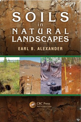 Soils in Natural Landscapes: 1st Edition (Hardback) book cover