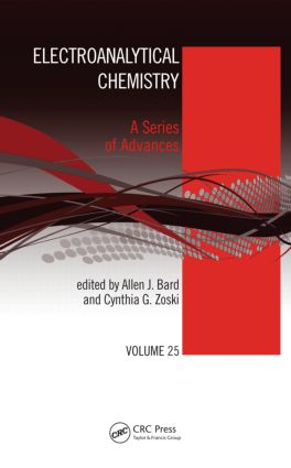 Electroanalytical Chemistry: A Series of Advances: Volume 25 (Hardback) book cover