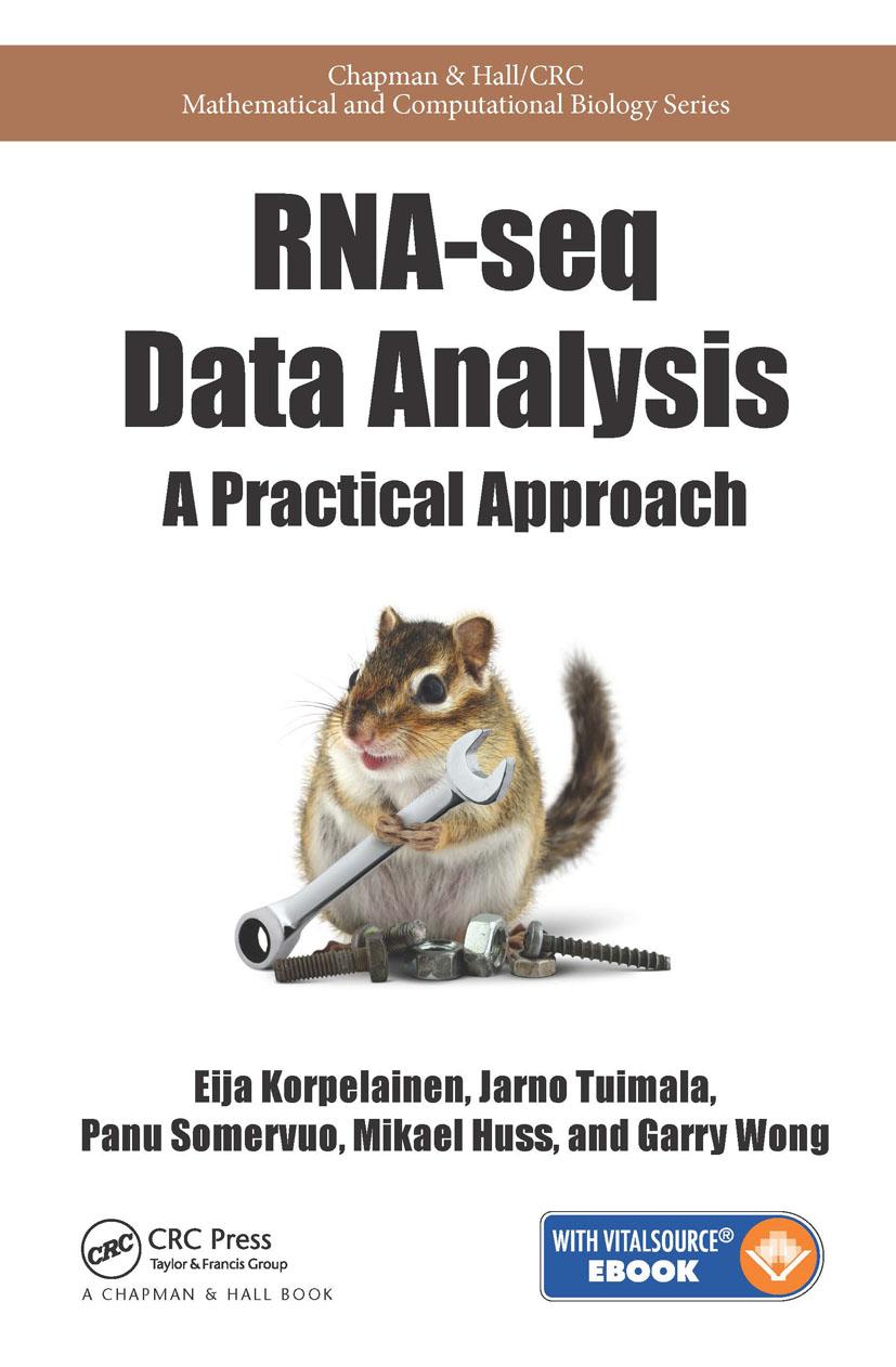 RNA-seq Data Analysis: A Practical Approach book cover