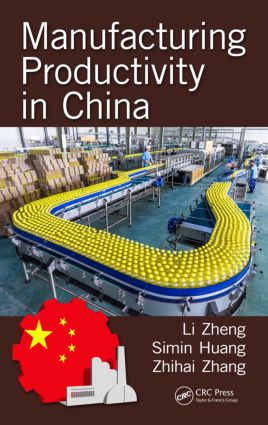 Manufacturing Productivity in China book cover