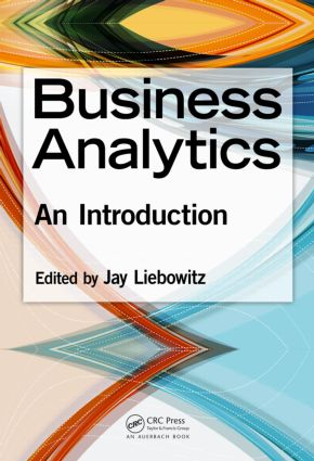 Business Analytics: An Introduction, 1st Edition (Hardback) book cover