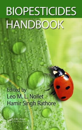 Biopesticides Handbook: 1st Edition (Hardback) book cover