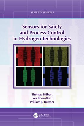 Sensors for Safety and Process Control in Hydrogen Technologies book cover