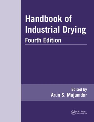 Handbook of Industrial Drying: 4th Edition (Hardback) book cover