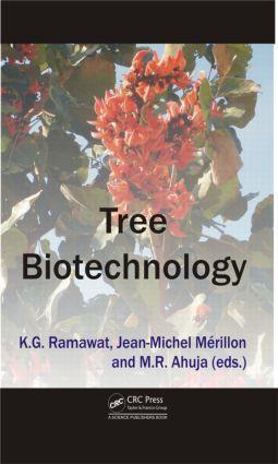 Tree Biotechnology: 1st Edition (Hardback) book cover