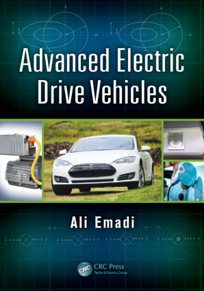 Advanced Electric Drive Vehicles: 1st Edition (Hardback) book cover