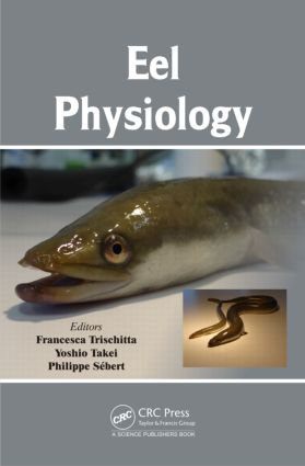 Eel Physiology: 1st Edition (Hardback) book cover