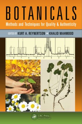 Botanicals: Methods and Techniques for Quality & Authenticity, 1st Edition (Paperback) book cover