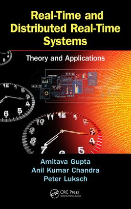 Real-Time and Distributed Real-Time Systems: Theory and Applications, 1st Edition (Hardback) book cover