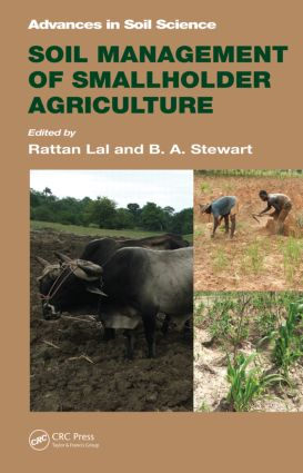 Soil Management of Smallholder Agriculture: 1st Edition (Hardback) book cover