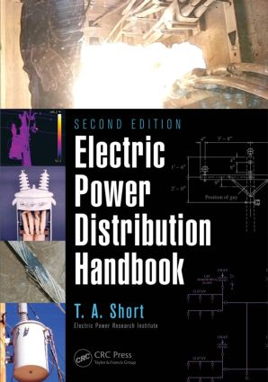 Electric Power Distribution Handbook: 2nd Edition (Hardback) book cover