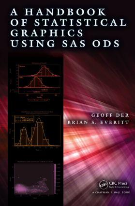 A Handbook of Statistical Graphics Using SAS ODS: 1st Edition (Hardback) book cover